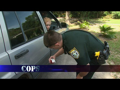 Toss Across, Deputy Chad Floyd, COPS TV SHOW
