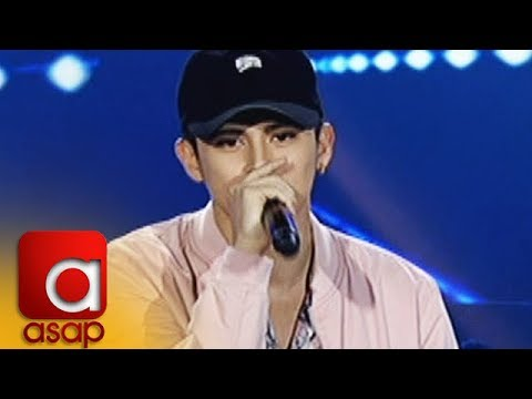 ASAP: James Reid performs