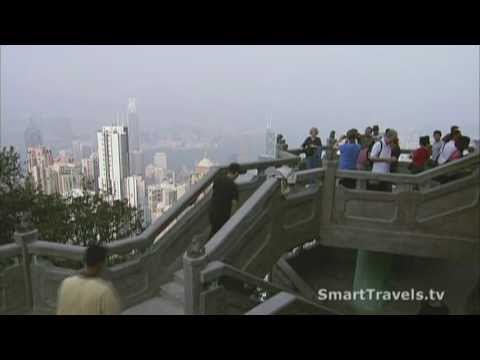HD TRAVEL:  Hong Kong: Victoria Peak - SmartTravels with Rudy Maxa