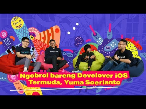 Yuma Soerianto, Developer iOS Termuda Berdarah Indonesia, Ciptakan 9 Aplikasi