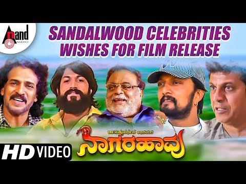 Sandalwood Celebrities Wishes For Film Release - NAAGARAHAAVU | Dr.Vishnuvardhana