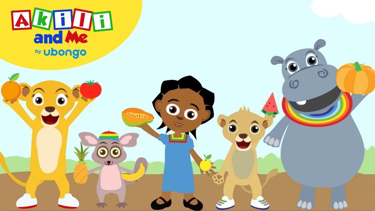 Download Chakula Bora!   Akili and Me   Katuni za Elimu kwa Watoto