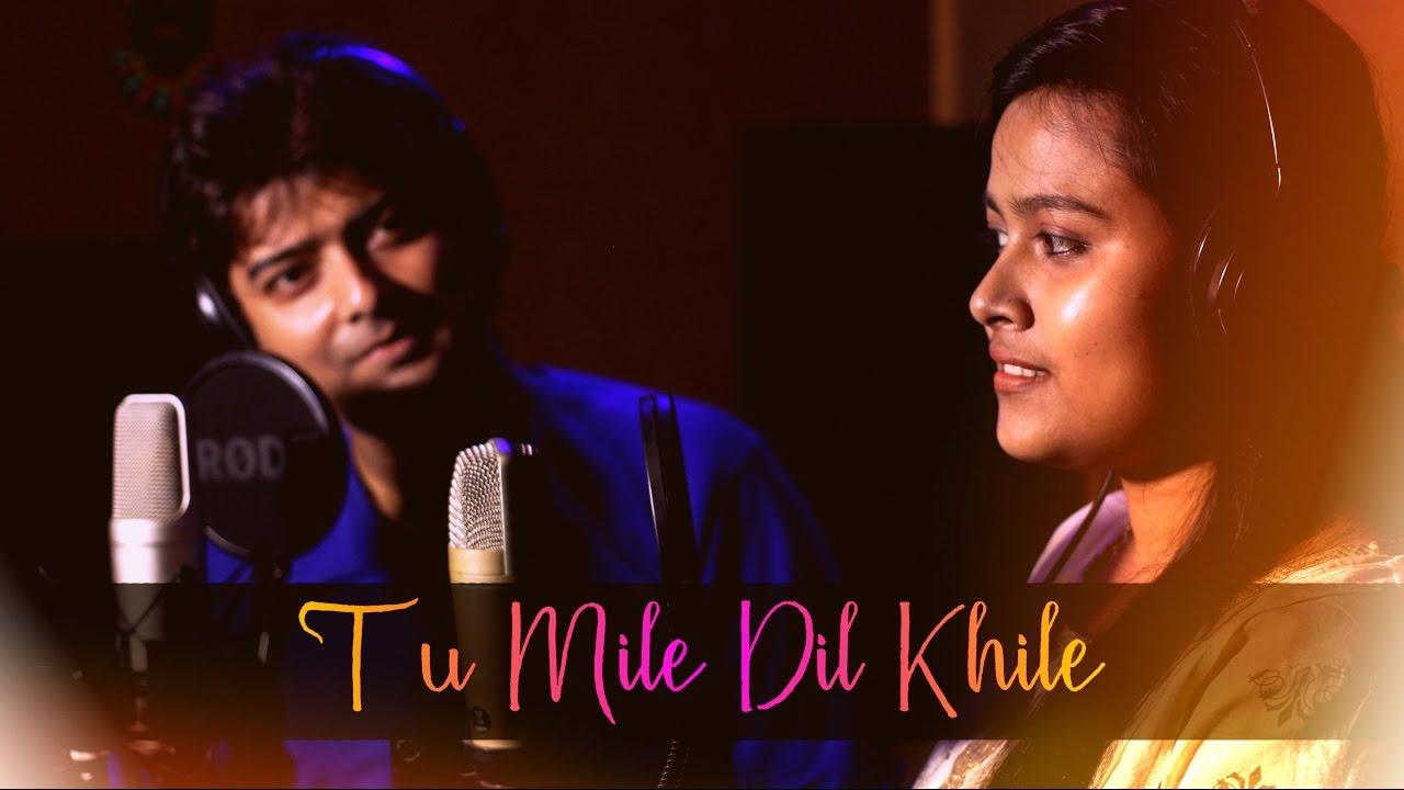 Tu Mile Dil Khile | Sushanto & Sudha | KRS