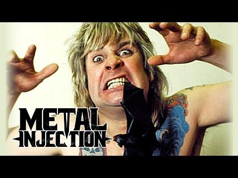 #10: Ozzy Osbourne - 10 Most Controversial Moments in Metal on Metal Injection