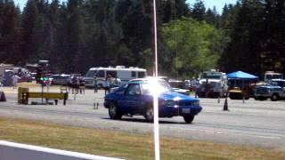 427 Fairlane vs Mustang