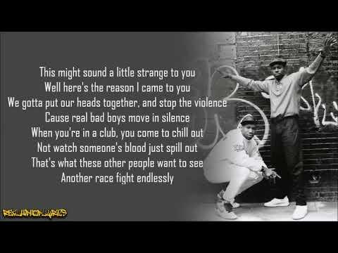Download Boogie Down Productions - Stop the Violence (Lyrics)