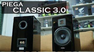 Trên tay loa Piega Classic 3.0