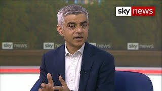 COVID-19: Sadiq Khan demands jabs for young people where Indian variant detected