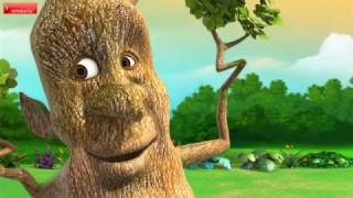 The Ugly Tree | Stories for Kids | Infobells