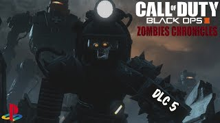 BLACK OPS 3 ZOMBIES CHRONICLES MIDNIGHT LAUNCH HYPE! ALL WONDER WEAPONS NEW GOBBLEGUMS & MAPS! #DLC5