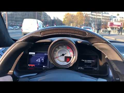 Déchargement + balade de la Ferrari GTC4 lusso T 🔥