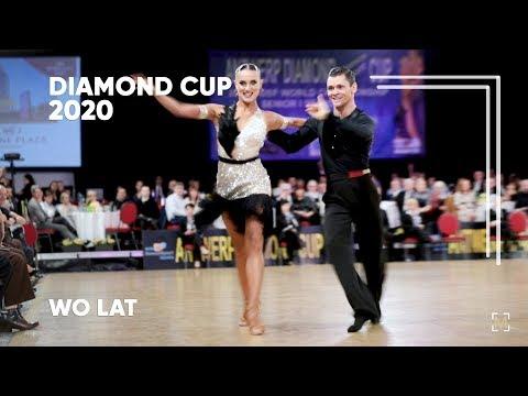 Timur Yusupov - Valeria Remina, RUS | 2020 Diamond Cup |  WDSF WO LAT - Solo S