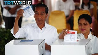 Indonesia Elections: Widodo on course to be re-elected president