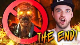 THE END OF ZOMBIES!!! - Black Ops 3
