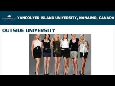 VANCOUVER ISLAND UNIVERSITY, NANAIMO, CANADA, EXPECTATION VS REALITY