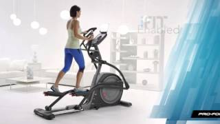 ProForm Trainer 7.0 Elliptical - Out-of-Box Easy Assembly