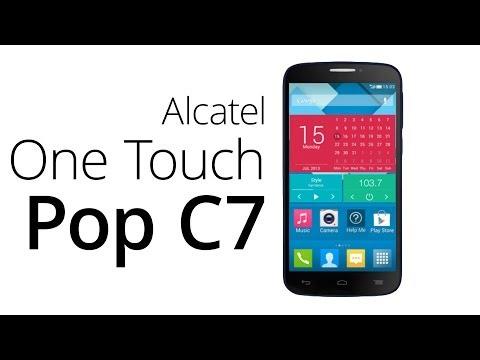 Alcatel Pop C7 (recenze)