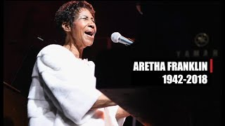 #RIP QUEEN OF SOUL: A tribute to Aretha Franklin