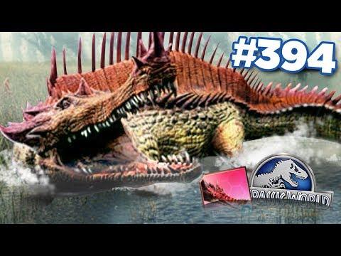 NEW DIPLOSUCHUS ISNT GOOD?!? | Jurassic World - The Game - Ep394 HD