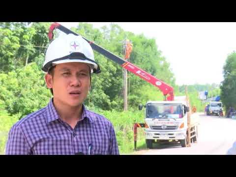 Clip PC Quảng Bình: Chủ động ứng phó trước mùa mưa bão năm 2018