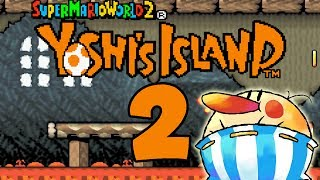 Let's Play Yoshis Island Part 2: Der NACKTE Boss
