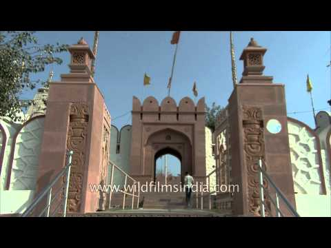 Neelkanth Mahadev Temple, Dausa, Rajasthan, India