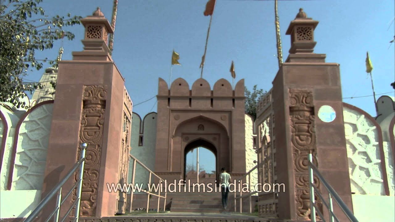 Dausa India  city images : Neelkanth Mahadev Temple, Dausa, Rajasthan, India YouTube