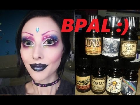 BPAL – The Awesomest Gothy Perfumes!