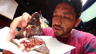 Los famosos itacates de tepoztlán