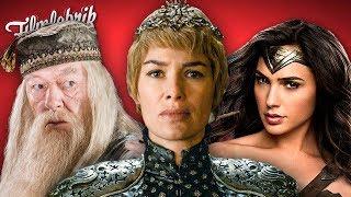 Junger DUMBLEDORE gesucht | Nur EINE neue GAME OF THRONES-Serie | WONDER WOMAN-Erfolg!