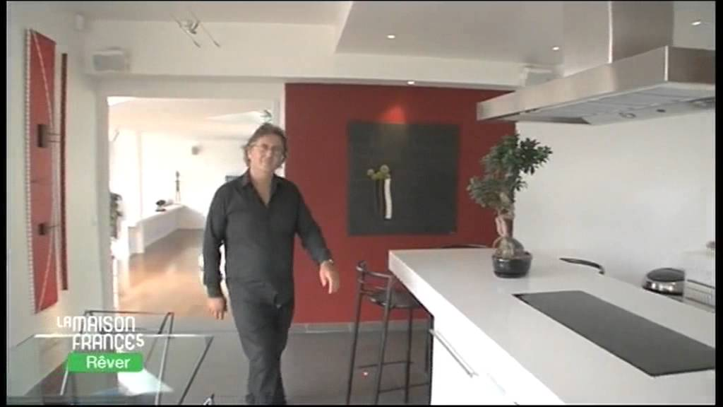la maison france 5 architecte philippe giorgi youtube. Black Bedroom Furniture Sets. Home Design Ideas
