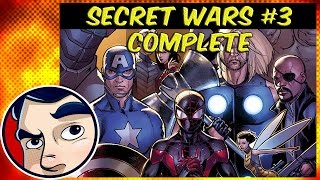 "Secret Wars Part 3 ""The Beginning"" - InComplete Story"