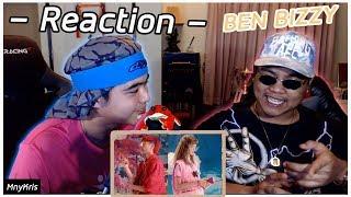 BEN BIZZY - ZZZ (Prod. by TSURREAL) | YUPP! - REACTION -