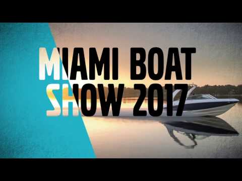 Miami International Boat Show 2017 - Teaser