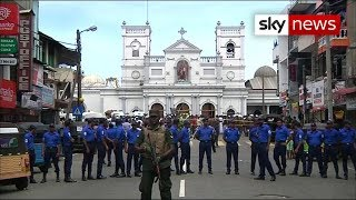 Eight British nationals killed in Sri Lanka attacks