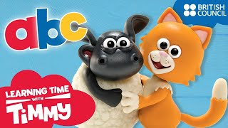 Meet the Class | Learning Time with Timmy | Learning Videos for Toddlers | Full Episodes