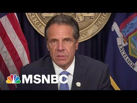 N.Y. Gov. Andrew Cuomo Announces Resignation Amid Harassment Claims