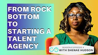 How to Start a Talent Agency for Youth | Shenae Hudson UPS6E4