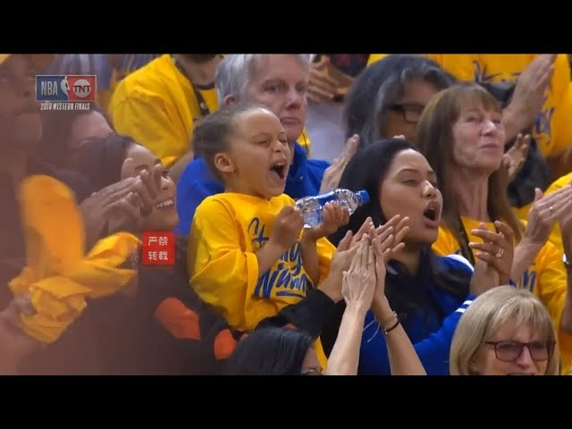 Stephen Curry Shocks Ayesha&His Daughter With Human Torch Mode!