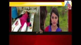 Shocking News   Serial Actress Rachana And Co Actor Jeevan Die in Accident