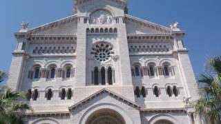 Франция - Монако (4ч -Княжество  Монако - Монте-Карло)(Продолжаем прогулку по Княжеству Монако., 2016-08-01T15:08:42.000Z)