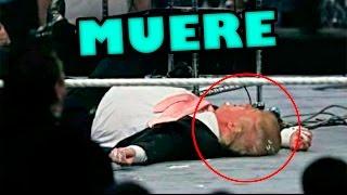 ULTIMO MOMENTO!!! MUERE A DONALD TRUMP