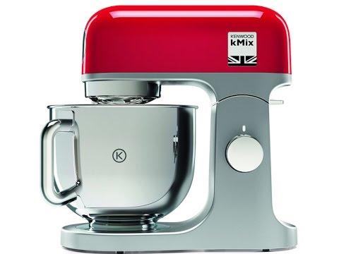 Robot da cucina Kenwood kMX750BK