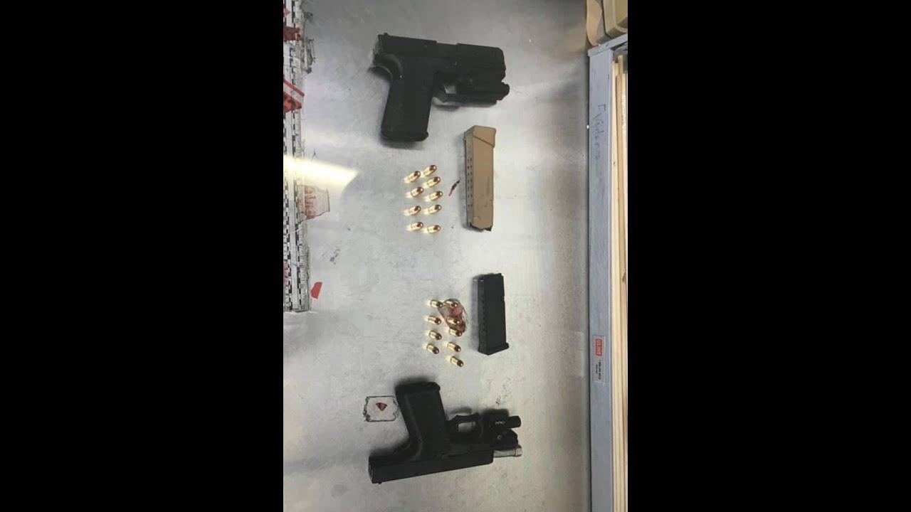 Marijuana Found in Traffic Stop Results in Firearm Arrest