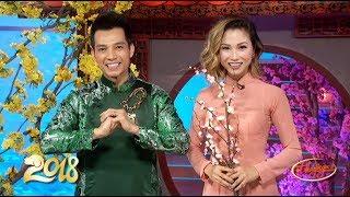 Lương Tùng Quang & Diễm Sương Chúc Tết Xuân Mậu Tuất 2018