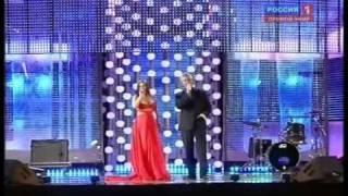 Маша Новикова и Алессандро Сафина - Новая Волна 2010