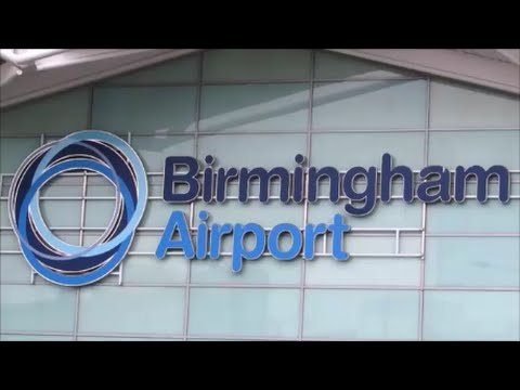 Birmingham International Airport // Terminal //Airside // Runway HD