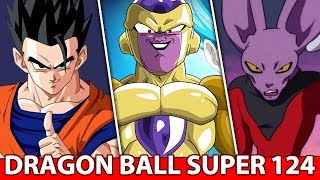 Dragon Ball Super Ep. 124 - Freeza x Gohan x Dyspo