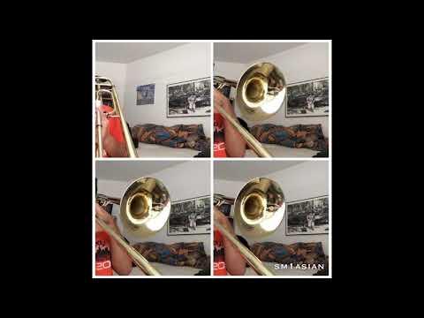 Phantom of the Opera Medley | Trombone Multitrack