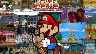 paper mario the thousand year door ost 88 sadness and happiness